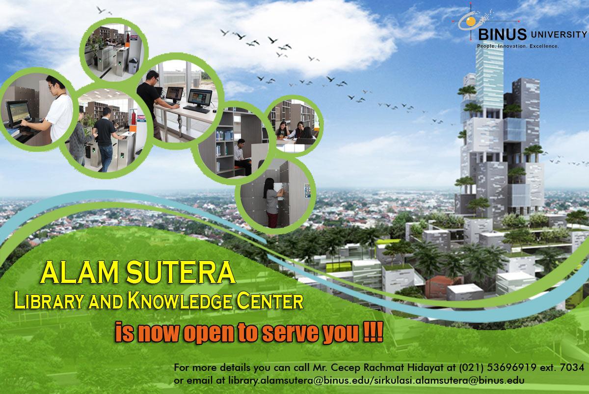 Bina Nusantara International Bina Nusantara | Library